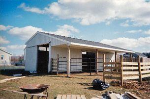 Amish Pole Barns Quotes